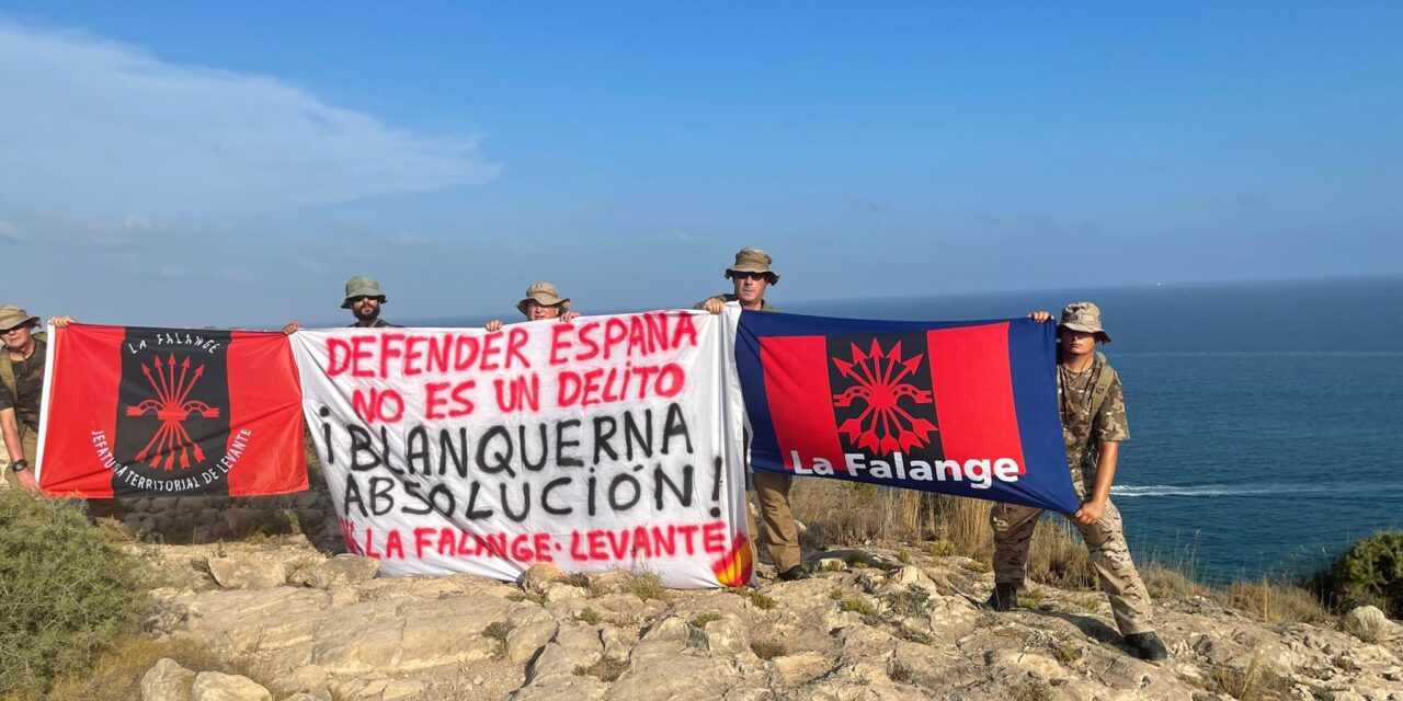 Ruta de La Falange de Alicante por la Sierra Grossa