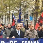 Comunicado de La Falange en apoyo a Roberto Fiore